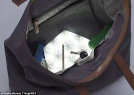 bag with light inside the kangaroo light for your handbag could be the end of the doorstep