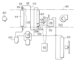 garage door opener circuit patent us6381970 refrigeration circuit with reheat coil google
