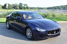used maserati ghibli 2014 maserati ghibli s q4 stock 7204 for sale near great neck