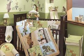 Baby Nursery Bedding Sets For Boys by Table Baby Crib Bedding Sets Boy Wonderful Safari Crib Bedding