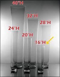 Wholesale Wedding Vases Tall 32 Best Tall Wedding Centerpiece Vases Images On Pinterest Tall