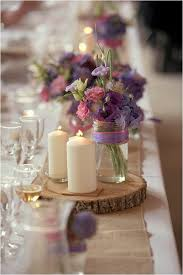 purple wedding decorations best 25 rustic purple wedding ideas on lavender