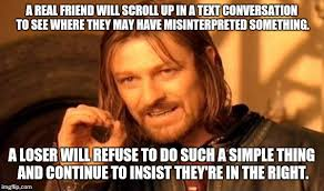 Real Friend Meme - one does not simply meme imgflip