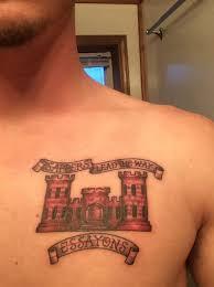 tattoo ideas for engineers engineer castle tattoo creativefan
