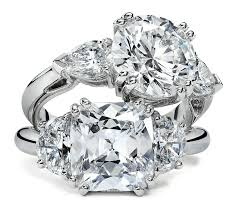 best cubic zirconia engagement rings engagement rings best imitation diamonds and gemstones my faux