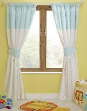 Nursery Curtains Next Next Boys Nursery Curtains For Children Ebay