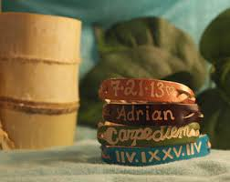 His And Hers Engraved Bracelets Couples Jewelry Etsy