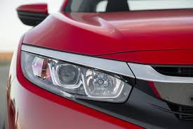 honda civic headlight 2016 honda civic sedan look review