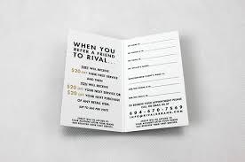 print folding business cards 7x2 4x3 5 folded business card
