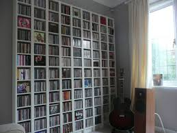 cd storage ideas groovy cd storage for your room blogbeen