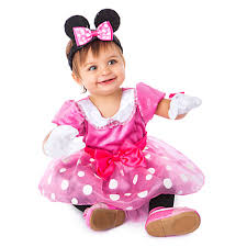 Pink Minnie Mouse Halloween Costume 31 Adorable Disney Halloween Costumes Baby