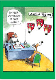 b1540 box set of 12 complainers paper