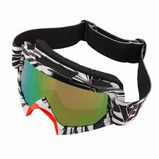 snow motocross bike ski eyewear goggles double protection windproof glasses goggles