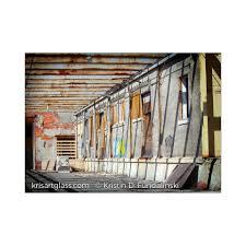Home Decor Buffalo Ny by Abandoned Grain Elevators Buffalo Ny U2013 Print Kris Art Glass