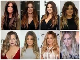 black hair to blonde hair transformations khloe kardashian hair transformation dark brown to platinum