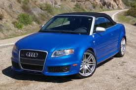 audi convertible 2006 audi rs4 cabriolet technical details history photos on better