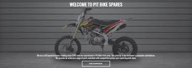 motocross bike parts uk items in pit bike spares store on ebay