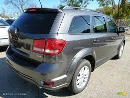Dodge Journey Sxt - granite crystal metallic 2014 dodge journey sxt awd exterior photo