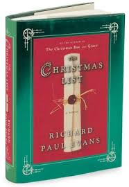 the christmas list the christmas list by richard paul hardcover barnes noble