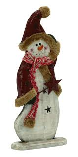 195 best snowman crafts of wood images on pinterest snow