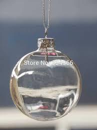 100pcs lot glass ornament balls ornament glass