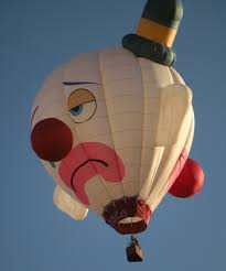 clown balloon l 159 best hot air balloon designs images on hot air