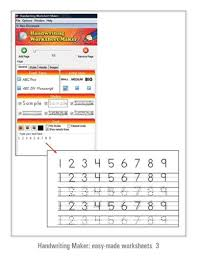 the 25 best handwriting worksheet maker ideas on pinterest type