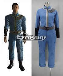fallout vault jumpsuit fallout 3 vegas buren numbered vault 101 jumpsuit