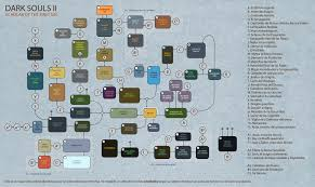 Dark Souls Map Steam Community Guide Mapa Orientativo Dark Souls Ii Map
