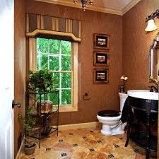 Black Powder Rooms Looking Bathroom Etagere In Powder Room Traditional With Black