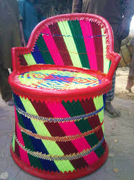 Bad Design Furniture Pakistani The Children Who Make These Colourful Chairs In Khairpur Have A