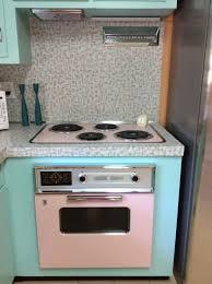 50s Kitchen Ideas by Modern U0026 Retro Style Kitchen With Blue Fridge U0026 White