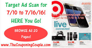 samsung s7 best deals black friday target target ad scan for 7 10 to 7 16 16 browse all 20 pages