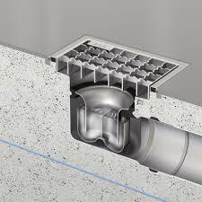 siphon cuisine inox un bon drainage est crucial pour les piscines
