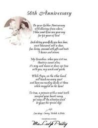 50th wedding anniversary poems the best 50th wedding anniversary