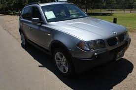 2004 bmw x3 used 2004 bmw x3 for sale pricing features edmunds