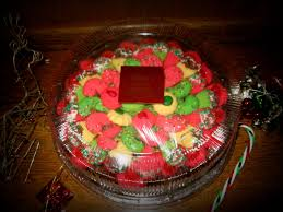 2 lb christmas cookie tray 29 95 wolf u0027s bakery