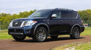 nissan patrol platinum nissan turns up the luxury dial on 2018 armada with platinum