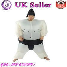 Sumo Halloween Costume Sumo Suits Bouncy Castles U0026 Inflatables Ebay
