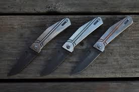 Kershaw Kitchen Knives Knife Modification U2013 Anselm Mak