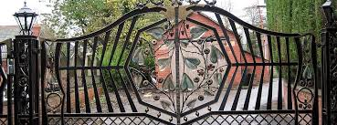 ornamental gates bespoke gates railings fencing
