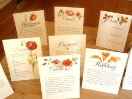 Table Tent Cards Calligraphy Table Tents Wedding Calligraphy Hand Crafted