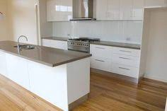 laminex kitchen ideas waterfall edge with a laminate bench top can be a more cost