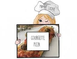 maman cuisine recette de cuisine courgette pizza healthy food maman cuisine