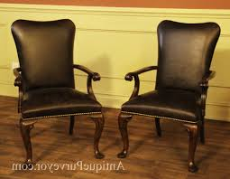 Leather Dining Chair With Arms Leather Dining Chairs With Arms Modern Chair Design Ideas 2017