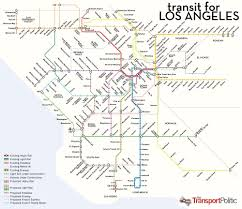 la metro rail map los angeles metro rail station map of the future