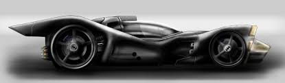 batmobile sideview sketch by andrewcm on deviantart