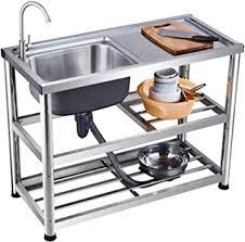 free standing kitchen sink cupboard kitchen sinks freestanding kitchen sinks