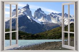 wall mural business wallpaper best wallpaper background mountain view window wall murals