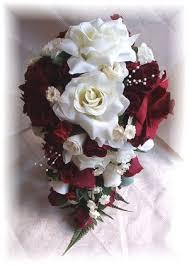 Silk Bridal Bouquet Silk Wedding Flowers Silk Bridal Bouquets